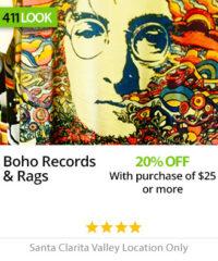 Boho Records & Rags