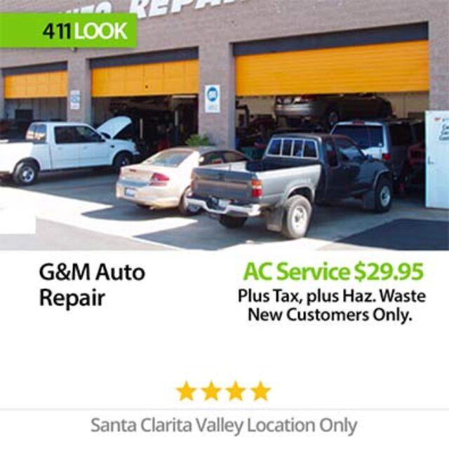 G&M Auto Repair