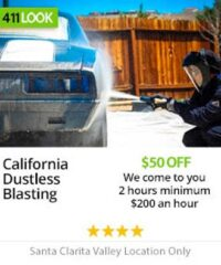 California Dustless Blasting