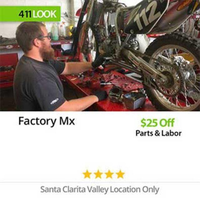 Factory MX